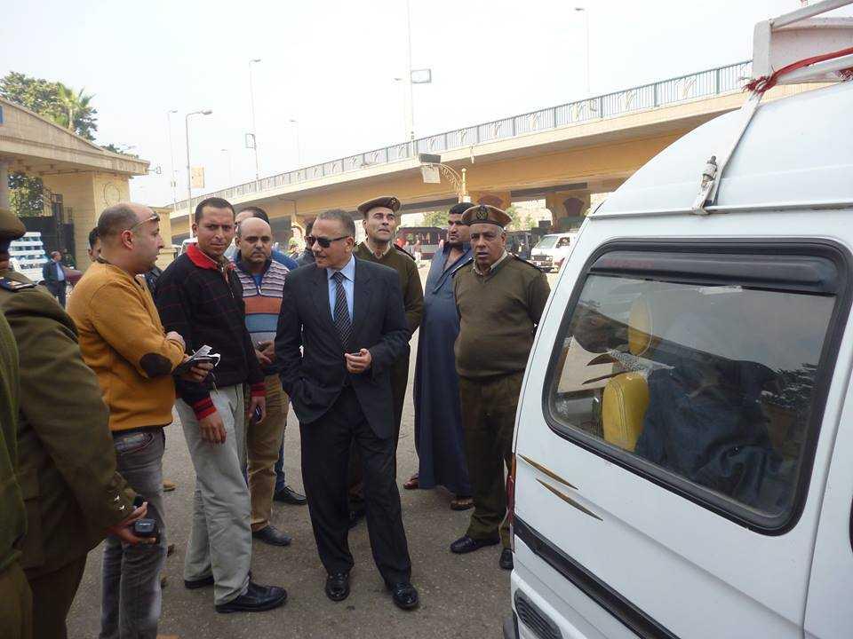 مدير أمن الشرقية يشن حملة مكبرة لضبط السيارات المخالفة و رفع الإشغالات (2)