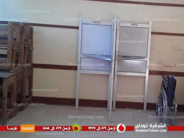 8في يوم إسدال الستار على جولة الإعادة.. عزوف انتخابي بدائرة كفر صقر (11)