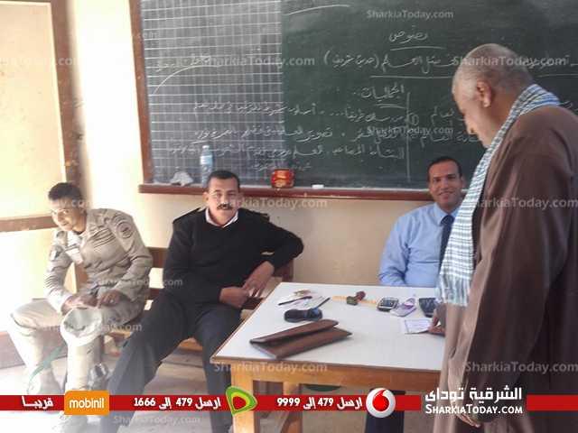 8في يوم إسدال الستار على جولة الإعادة.. عزوف انتخابي بدائرة كفر صقر (12)