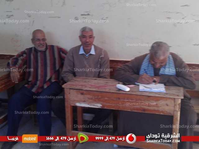 8في يوم إسدال الستار على جولة الإعادة.. عزوف انتخابي بدائرة كفر صقر (2)