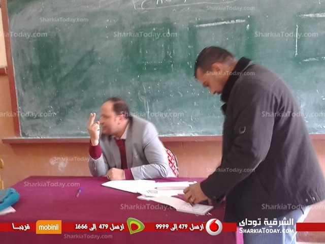 8في يوم إسدال الستار على جولة الإعادة.. عزوف انتخابي بدائرة كفر صقر (6)