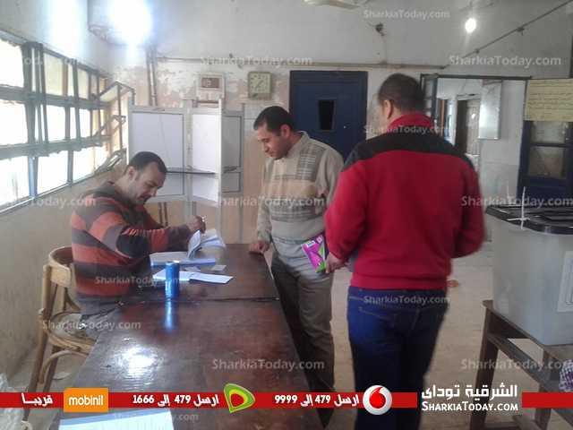 8في يوم إسدال الستار على جولة الإعادة.. عزوف انتخابي بدائرة كفر صقر (9)