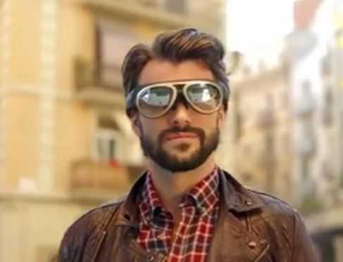 شركة مينى كوبر تطلق اول نظارة ذكية للقيادة برؤية HD