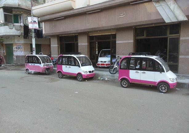 بالصوربديل التوك توكأول سيارة في مصر تعمل بالكهرباء الشرقية توداي