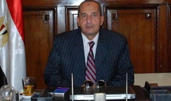 عصام فايد وزير الزراعة واستصلاح الاراضى 2