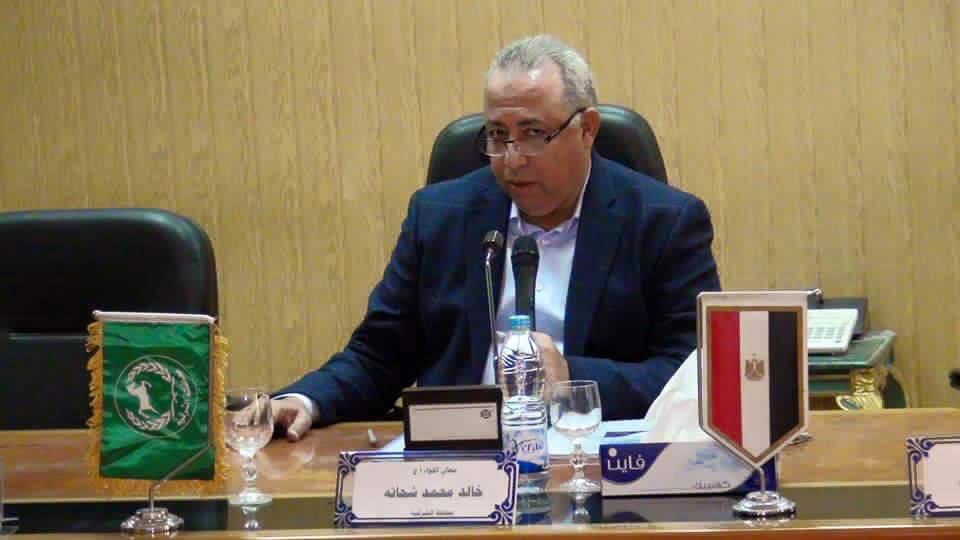 محافظ الشرقية اللواء خالد سعيد (5)