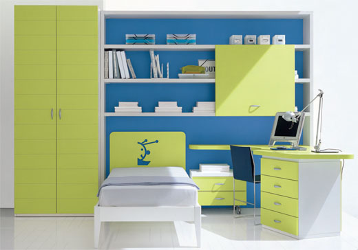 green-and-blue-kids-bedroom-design-ideas