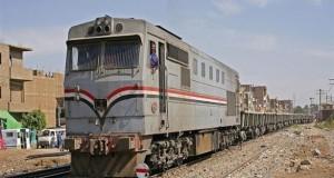 بالفيديو.. النقل السكك الحديدية المصرية فى المرتبة الـ 87 عالميا