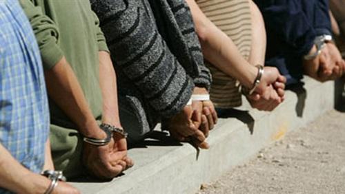 ضبط خلية إرهابية مكونة من 7 أشخاص بأبوكبير