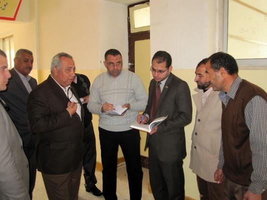محافظ الشرقية - أبو حماد (4)
