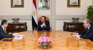 السيسي يبحث مع وزير الكهرباء تفاصيل عقد الضبعة النووي