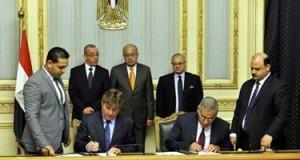 توقيع اتفاق بشأن تقييم بعض المطارات المصرية