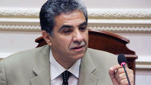 خالد فهمي - وزير البيئة