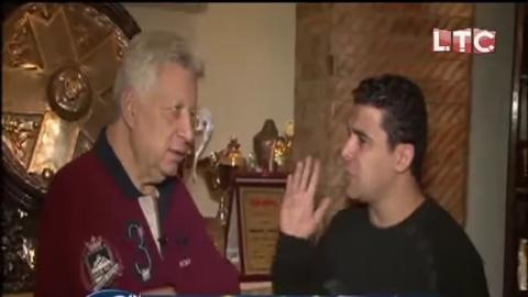 Captureبالفيديو..مرتضى منصور«استقالتي في كفة ولعب ماتش القمة ببرج العرب في كفة»