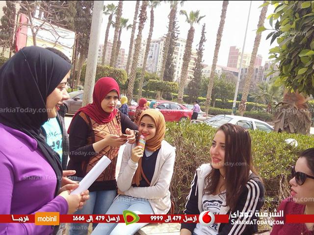 أصدقاء زويل بصيدلة الزقازيق تحتفل باليوم العالمي للمرأة  (3)