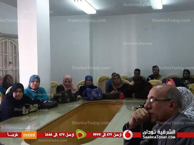 قومي المرأة يعقد ندوة عن دور المرأة بالتنمية المستدامة (1)