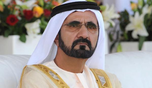 محمد بن راشد آل مكتوم، حاكم دبى