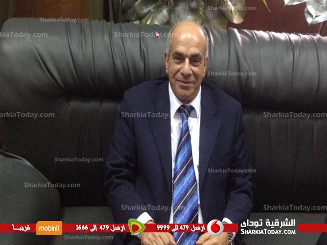 يعين الدكتور عبدالله عسكر نائباً لرئيس جامعة الزقازيق