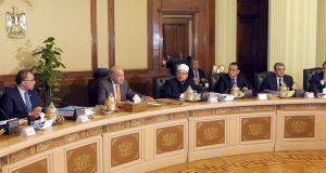 شريف إسماعيل يرأس الاجتماع الأسبوعي للحكومة لمناقشة استعدادات رمضان
