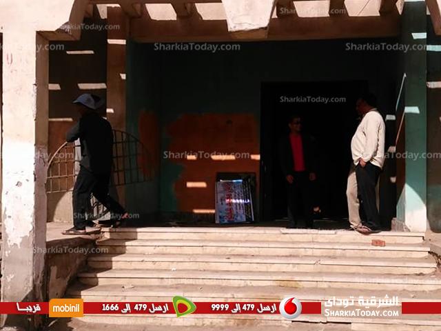 عملية هدم مبنى رئاسة مدينة صان الحجر (3)