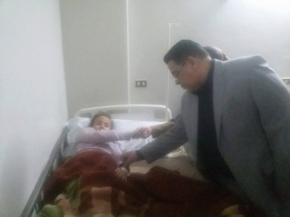وكيل صحة الشرقية يحول ممرض بمستشفى حميات الزقازيق للشئون القانونية (6)