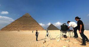الفرعون سنفرو يختفي من الأهرامات المصرية