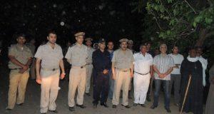 جنازة عسكرية بديرب نجم لأمين شرطة توفي بالسويس