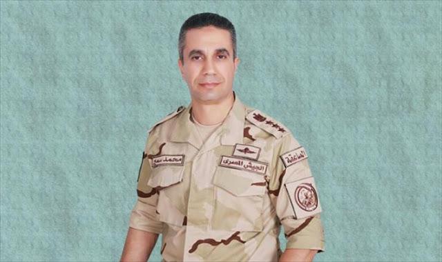 العميد-محمد-سمير-المتحدث-العسكري