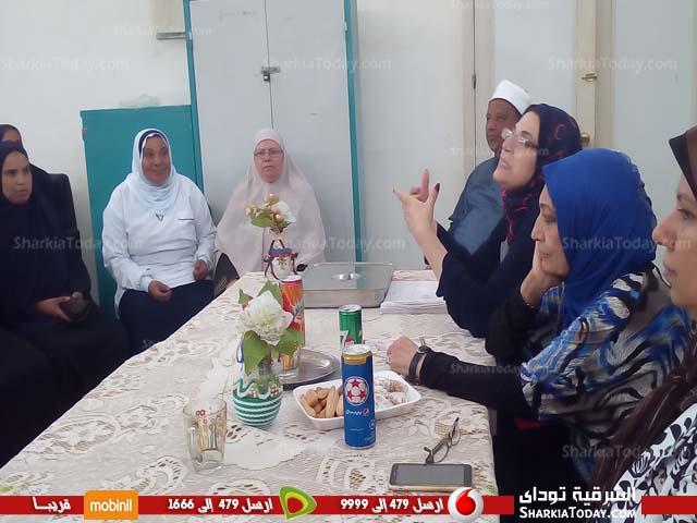 «جمعية الريادة بالزقازيق»تنظم حملات توعية من مخاطر ختان الإناث