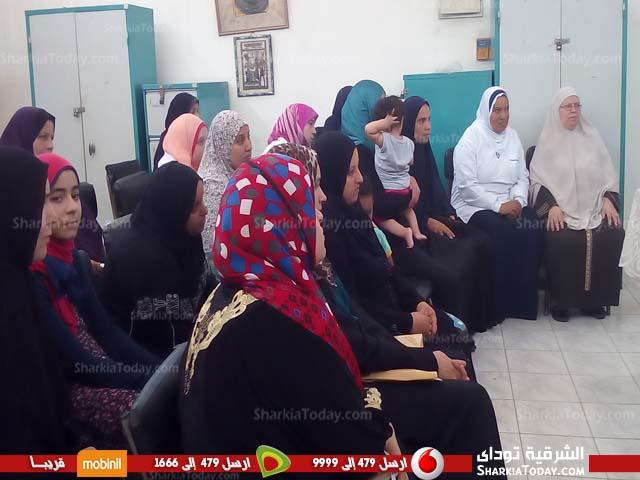 «جمعية الريادة بالزقازيق»تنظم حملات توعية من مخاطر ختان الإناث1