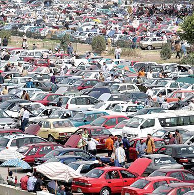 اسعار السيارات المستعملة في مصر بدءً من 10 آلاف جنيه