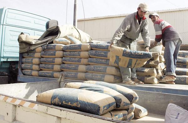 كبير في أسعار الاسمنت في مصر اليوم 18يوليو