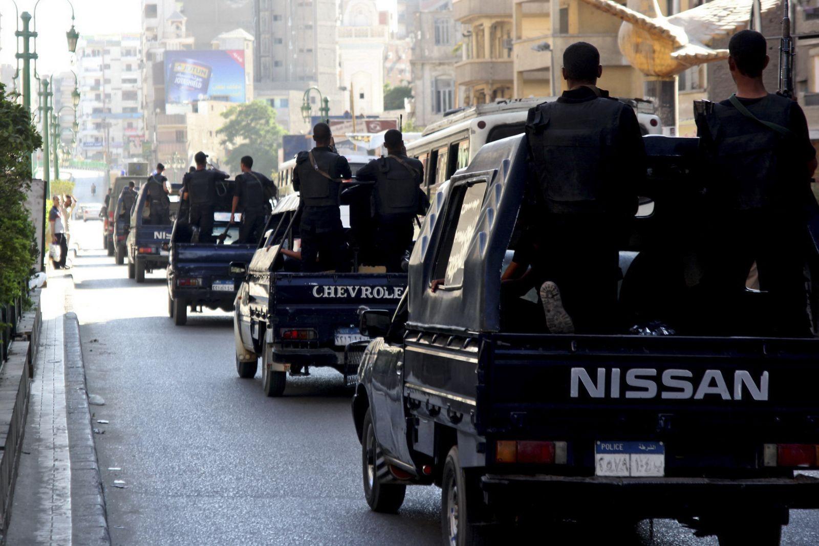 ضبط 24 متهم و15 قطعه سلاح في حملة أمنية بالشرقية
