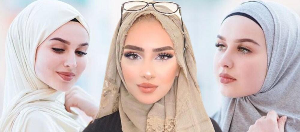 في الصيف نصائح لإختيار الحجاب