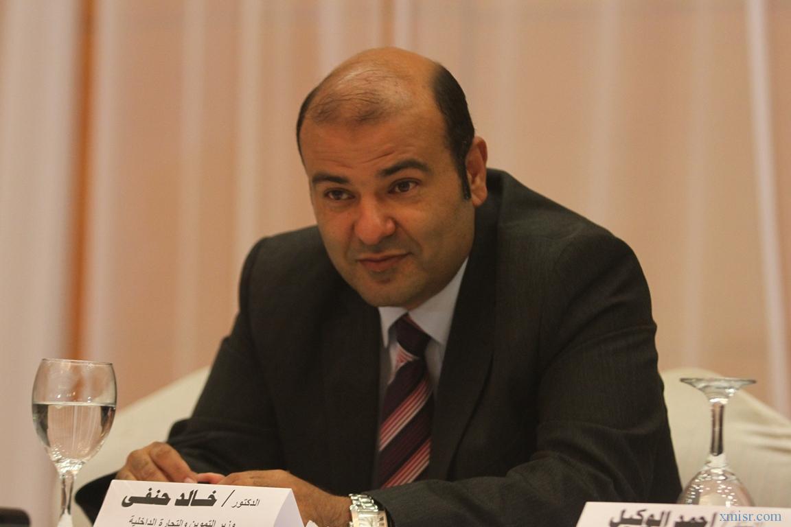 وزير التموين لا نستورد زبل قمح فى العالم ولن يضيع حق الدولة