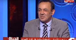 بالفيديو.. عمرو الشوبكي يؤدي اليمين الدستورية على الهواء
