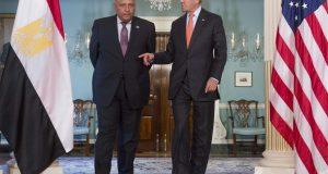 «كيري» لـ«شكري» في اتصال هاتفي أمريكا تدعم برنامج الإصلاح الاقتصادي في مصر