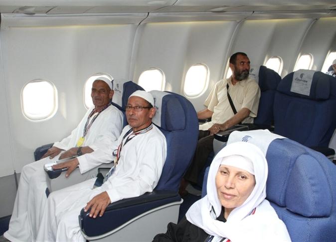 «مصر للطيران» تنقل 62% من إجمالي الحجاج اليوم