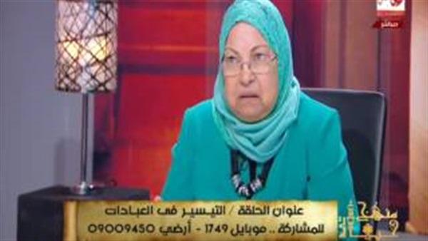 ردا على سعاد صالح الدروس الخصوصية حرام شرعا