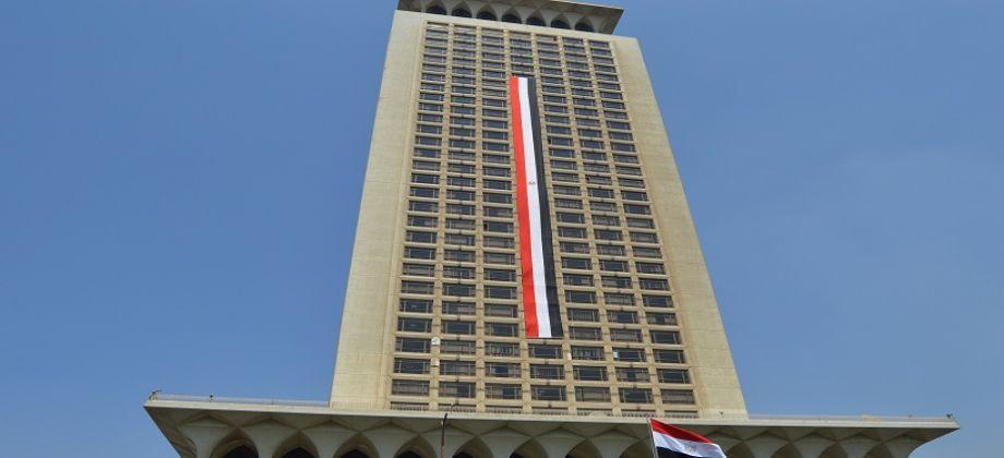 الخارجية تطمئن على مصري تعرض لاعتداء في الأردن
