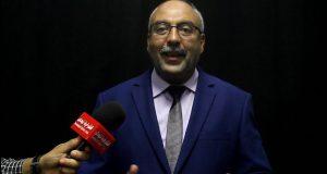 الدكتور محمد حسن خليفة  النجاح هو إلتقاء الفرصة مع الإستعداد