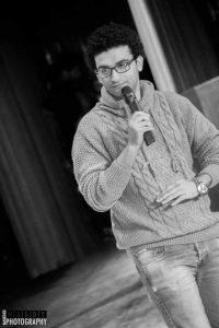 الشاعر أحمد عادل
