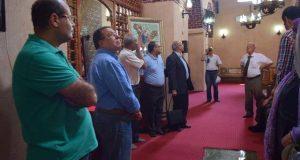 النقابة العامة للمهندسين تكشف أخطاء في ترميم كنيسة دير «الملاك ميخائيل» بمنيا القمح