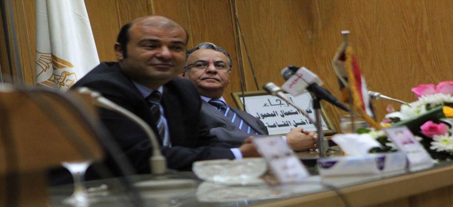 اليوم.. وزير التموين يفتتح مؤتمر إطلاق خط إنتاج عيار الذهب 14