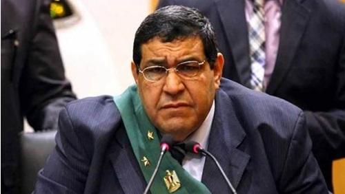 انقلاب سيارة قاضي محاكمة الإخوان ونقله للمستشفى