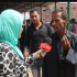 بالفيديو .. غضب بين المواطنين والسائقين بسبب نقل موقف أبو حماد (2)