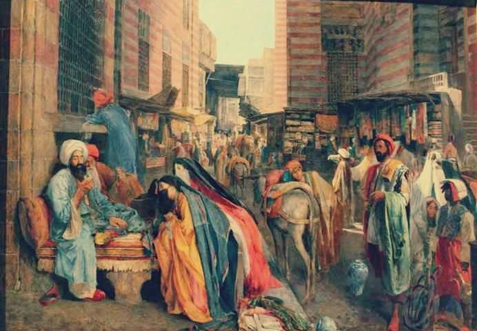 قصة مجاعة ضربت القاهرة المصريون يأكلون لحوم البشر والجيفة