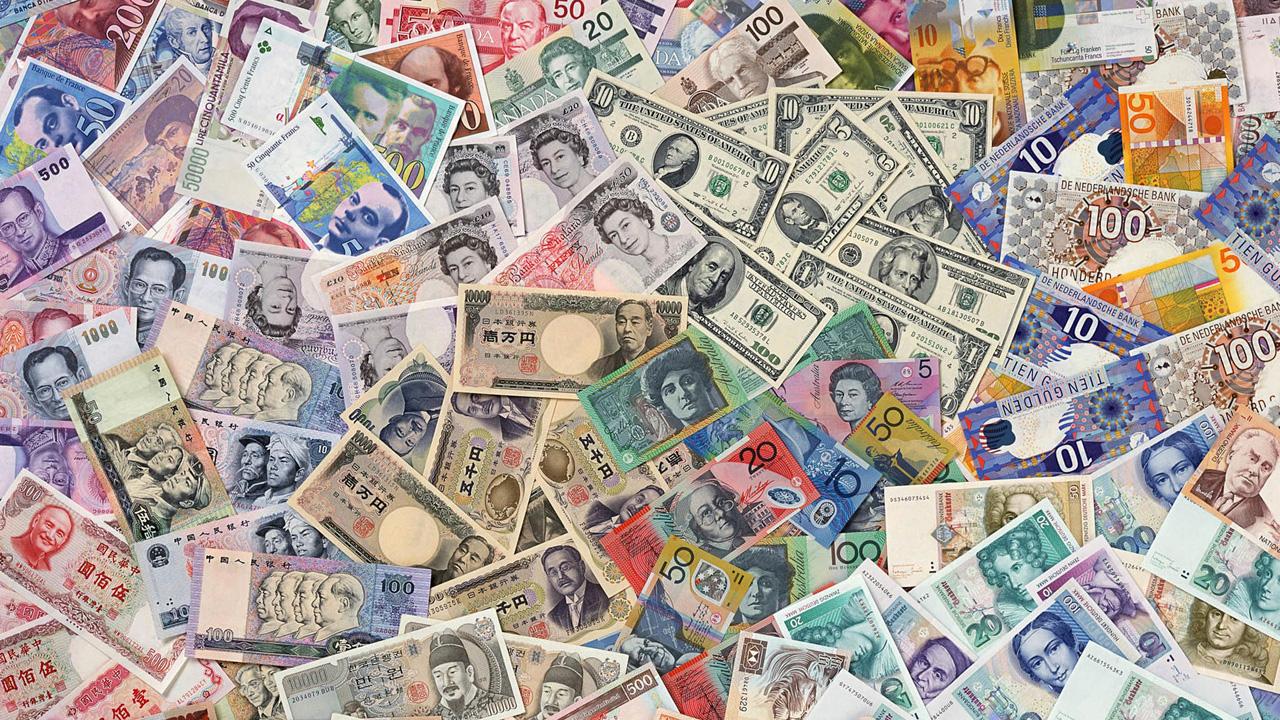 أسعار العملات الأجنبيه اليوم