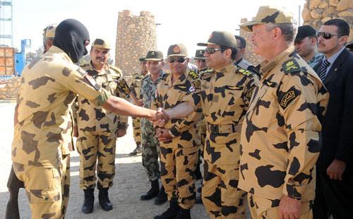 قائد الصاعقة سابقا الجيش المصري يتفوق على الإيراني بمراحل
