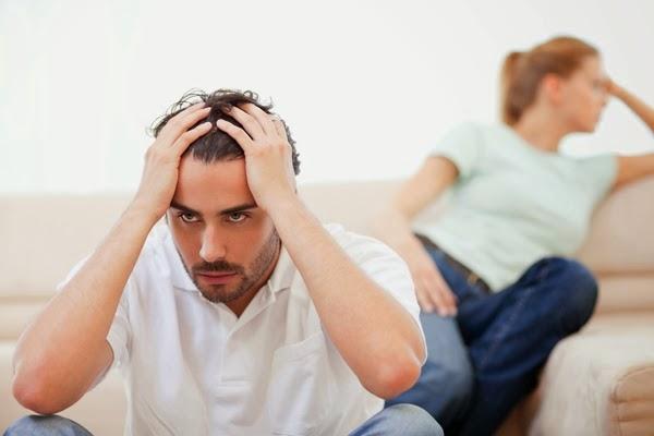 يتجنب الزوجين تاثير المشاكل الزوجيه على
